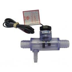 Capteur de débit d'eau placé après la pompe de circulation ou flow switch pour j3oo lcd