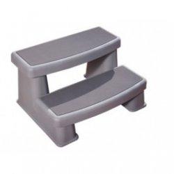 Marche-Pied PVC Polymère Grey